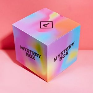 Not so mystery scarf box